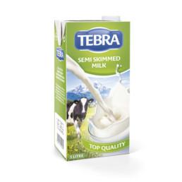 Tebra Semi Skimmed milk