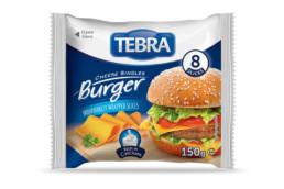 Tebra Cheese Singles Burger