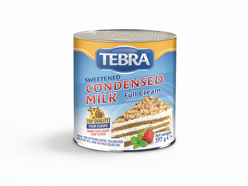 Tebra Sweetened Condensed Milk